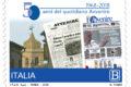 POSTE ITALIANE - 32^ Emissione del 11 Ottobre 2018  - 50° Anniversario del quotidiano AVVENIRE