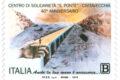 """POSTE ITALIANE - 35^ Emissione del 31 Ottobre 2018 - 40° Anniversario del Centro di Solidarietà """"IL PONTE"""""""