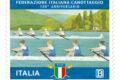 POSTE ITALIANE - 41^ Emissione del 01 Dicembre 2018 - Francobollo dedicato alla F.I.C. Federazione Italiana Canottaggio per il 130° Anniversario della  sua fondazione