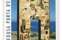 """POSTE ITALIANE – 43^ Emissione del 07 Dicembre 2018 – Lampedusa """" Porta dell'Europa"""""""