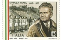 POSTE ITALIANE – 45^ Emissione del 21 Dicembre 2018 – Francobollo dedicato a Vittorio Pozzo, nel cinquantenario della scomparsa.