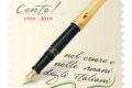 POSTE ITALIANE 26^ emissione anno 2019 del       24 Maggio di un francobollo dedicato ad Aurora, nel centenario della fondazione.