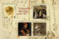 POSTE ITALIANE 18^ emissione anno 2019 del 02 Maggio di un foglietto con  n.4 francobolli dedicati a Leonardo da Vinci nel V centenario della scomparsa