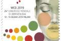 POSTE ITALIANE 29^ emissione  del 10 giugno 2019 di un francobollo dedicato al 24° Congresso Mondiale di dermatologia