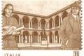 POSTE ITALIANE 28^ emissione  del 10 giugno 2019 di un francobollo dedicato alla Pinacoteca di Brera, nel 210° anniversario della fondazione.
