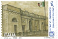 POSTE ITALIANE 50^ emissione  del 09 Ottobre  2019 di un francobollo celebrativo dell'Arsenale Militare Marittimo di La Spezia, nel 150° anniversario della fondazione.