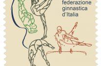 POSTE ITALIANE 57^ emissione  del 05 novembre  2019 di due francobolli dedicati alla Federazione Ginnastica d'Italia e alla Federazione Italiana Giuoco Handball, rispettivamente nel 150° e nel 50° anniversario della fondazione.