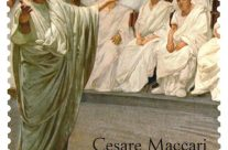 POSTE ITALIANE 60^ emissione  del 15 novembre  2019 di un francobollo dedicato a Cesare Maccari, nel centenario della scomparsa