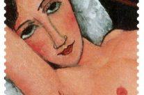 POSTE ITALIANE 2^ emissione  del 24 Gennaio  2020 di un francobollo commemorativo di Amedeo Modigliani, nel centenario della scomparsa