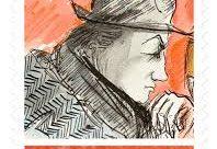 POSTE ITALIANE 2^ emissione  del 20 Gennaio  2020 di un francobollo dedicato a Federico Fellini, nel centenario della nascita