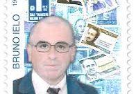 POSTE ITALIANE 11^ emissione  del 25 Maggio 2020 di un francobollo dedicato  a Bruno Ielo, nel 3°anniversario dell'uccisione