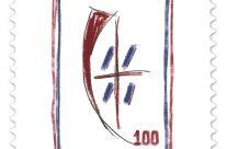 POSTE ITALIANE 12^ emissione  del 30 Maggio 2020 di un francobollo dedicato al Cagliari Calcio S.p.A. nel centenario della fondazione