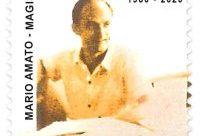 POSTE ITALIANE 20^ emissione  del 02 luglio 2020 di un francobollo dedicato al Magistrato Mario Amato, nel 40° anniversario della morte