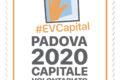 POSTE ITALIANE 42^  emissione  del 21 Settembre 2020 di un francobollo dedicato a Padova capitale europea del volontariato per l'anno 2020.