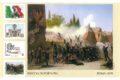 POSTE ITALIANE 37-38-39 e 40^  emissione  del 20 Settembre 2020 di un foglietto con n.4 francobolli celebrativi della Breccia di Porta Pia, nel 150° anniversario