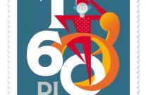POSTE ITALIANE 35^  emissione  del 14 Settembre 2020 di un francobollo dedicato alla Davide Campari – Milano S.p.A., nel 160° anniversario della fondazione