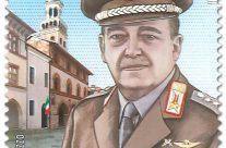 POSTE ITALIANE 47^  emissione  del 27 Settembre 2020  di un francobollo dedicato al Generale Carlo Alberto Dalla Chiesa, nel centenario della nascita