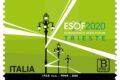 POSTE ITALIANE 29^ emissione  del 02 Settembre 2020 di un francobollo celebrativo dell'EuroScience Open Forum (ESOF)