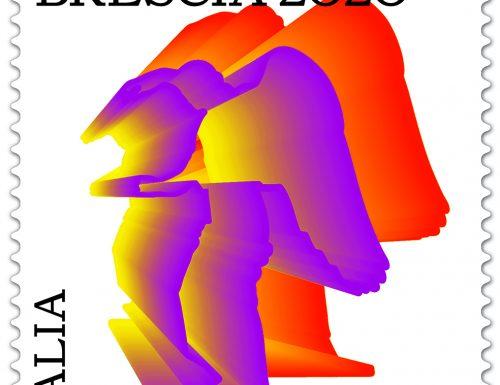 POSTE ITALIANE 81^  EMISSIONE  DEL 21  NOVEMBRE 2020  DI UN FRANCOBOLLO dedicato alla statua della Vittoria alata