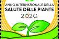 POSTE ITALIANE 73^  emissione  del 12  novembre 2020  di un francobollo dedicato all'Anno internazionale della salute delle piante