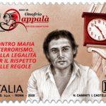 POSTE ITALIANE 91^ EMISSIONE DEL 04 DICEMBRE 2020 DI UN FRANCOBOLLO DEDICATO alla Associazione Amici di Onofrio Zappalà