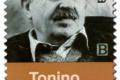 POSTE ITALIANE 93^ EMISSIONE DEL 12 DICEMBRE 2020 DI UN FRANCOBOLLO dedicato a Tonino Guerra, nel centenario della nascita