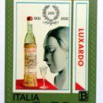 POSTE ITALIANE 7^ EMISSIONE DEL 23 MARZO 2021 DI UN FRANCOBOLLO dedicato alla Girolamo Luxardo S.p.A, nel bicentenario della fondazione