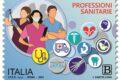 POSTE ITALIANE 13^ EMISSIONE DEL 28 APRILE 2021 DI UN FRANCOBOLLO DEDICATO alle professioni sanitarie