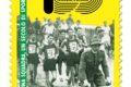 M.I.S.E. 26^ Emissione di un francobollo dedicato al Settore atletica leggera delle Fiamme Gialle della Guardia di Finanza, nel centenario della fondazione