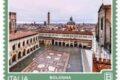 """M.I.S.E. 48^-49^-50^-51^ EMISSIONE di n.4 francobolli ordinari appartenenti alla serie tematica """"Il patrimonio naturale e paesaggistico"""" - Serie TURISTICA ( BOLOGNA - NORCIA - MARATEA - LA MADDALENA )"""